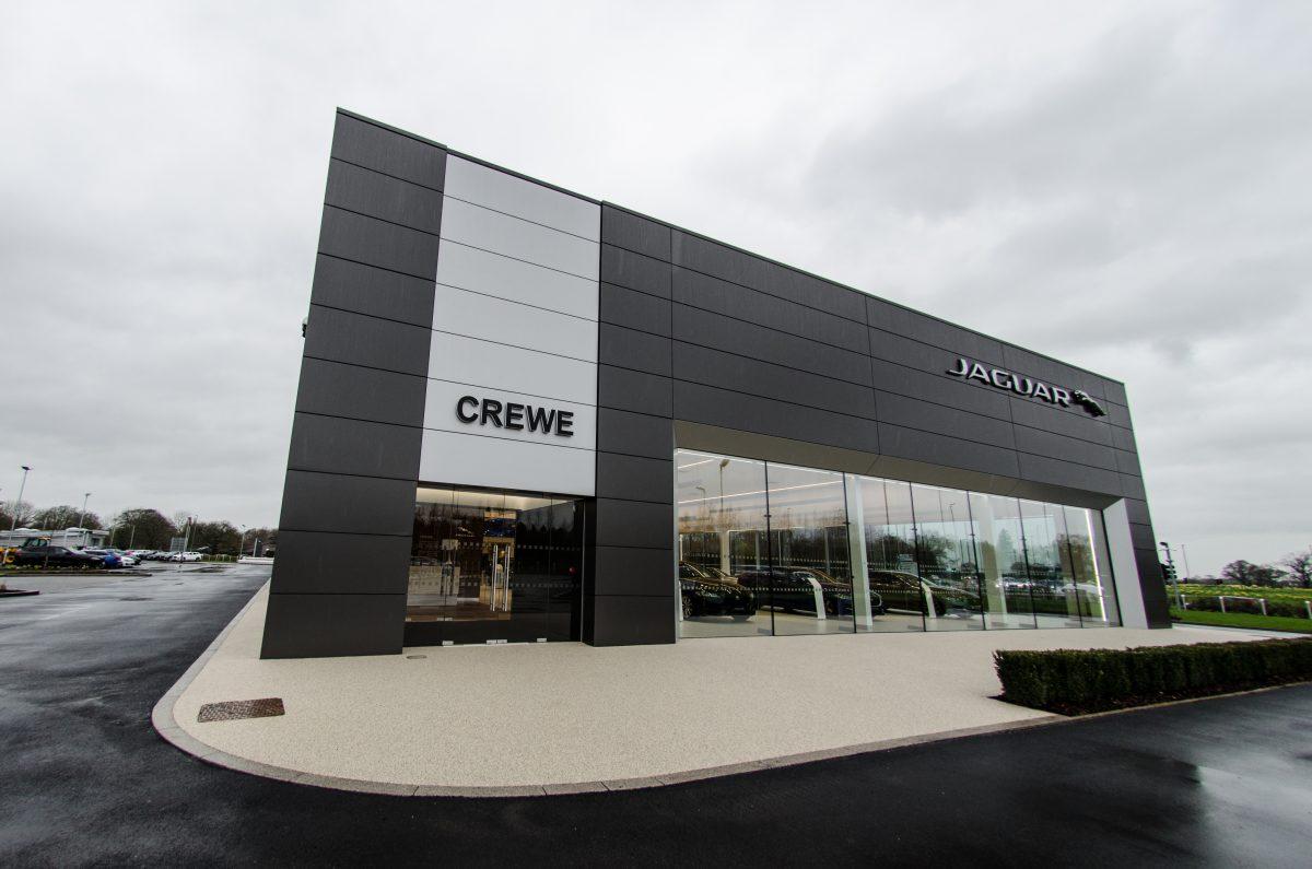 Click Image for Virtual Tour - Jaguar - Crewe
