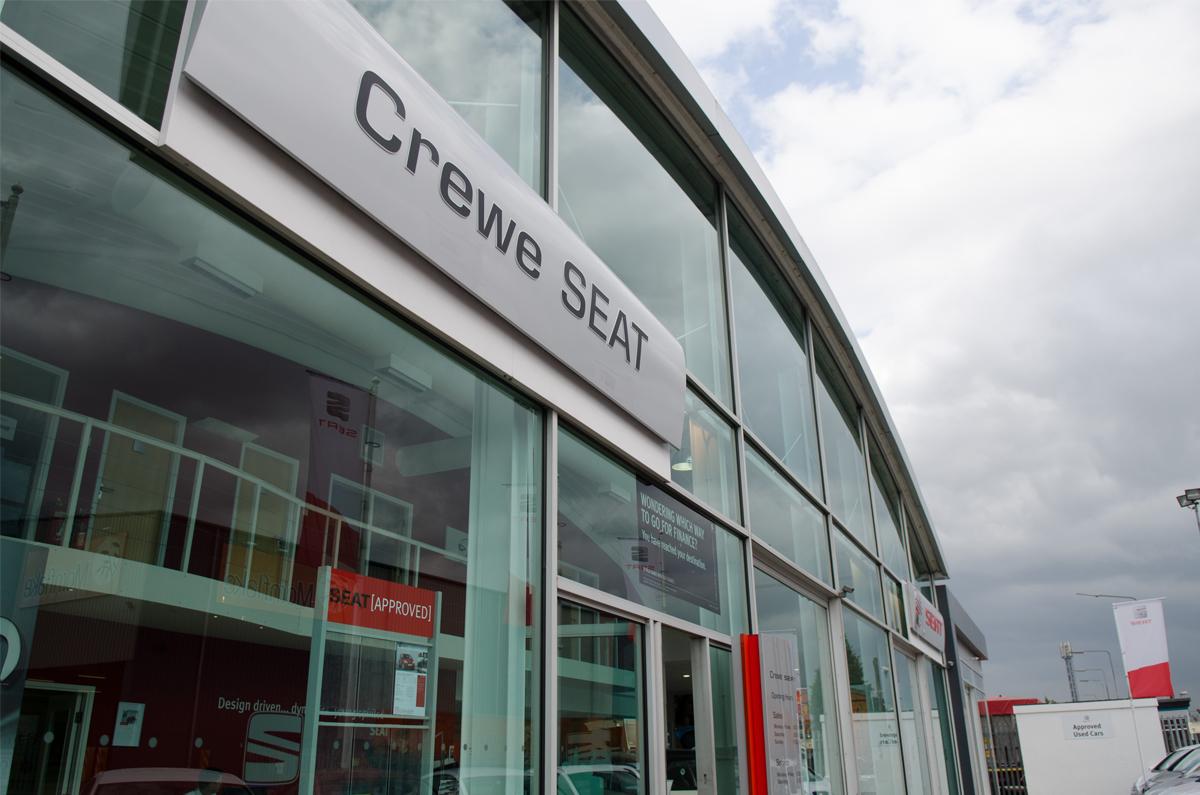 SEAT Crewe