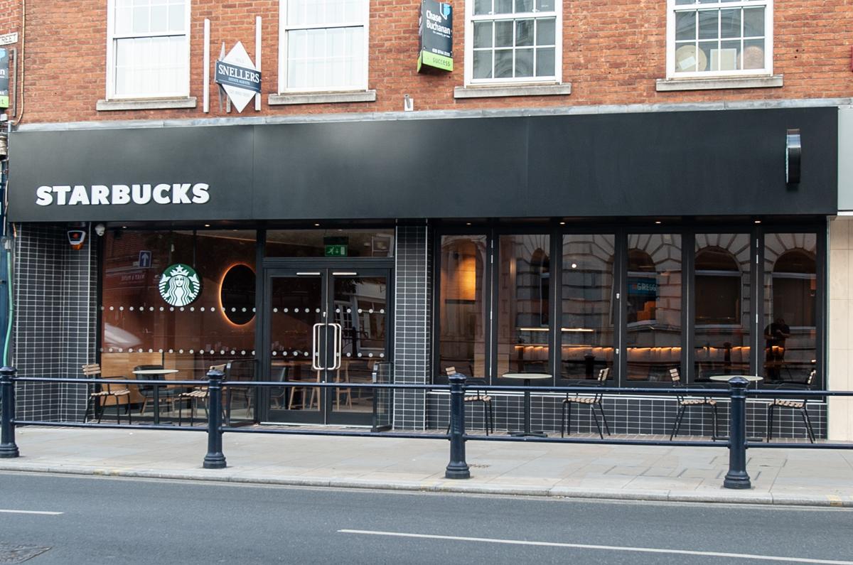 Starbucks - Yeading